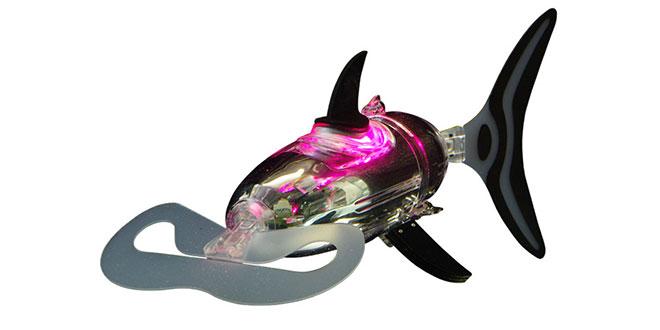Jessikof fish robot