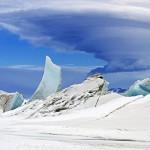 Calota glaciară din Antarctica de Vest în declin ireversibil