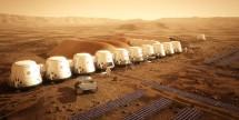 Mars One base