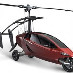 PAL-V ONE – mașina zburătoare poate fi comandată acum