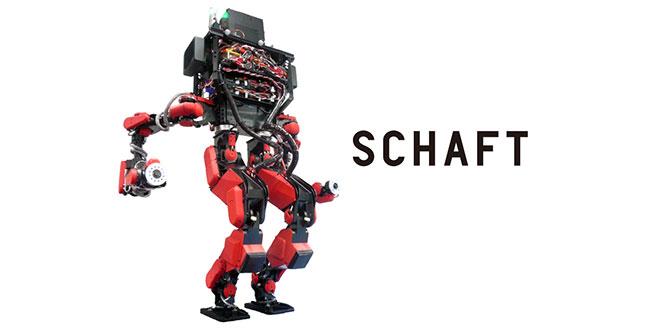 SCHAFT HRP-2