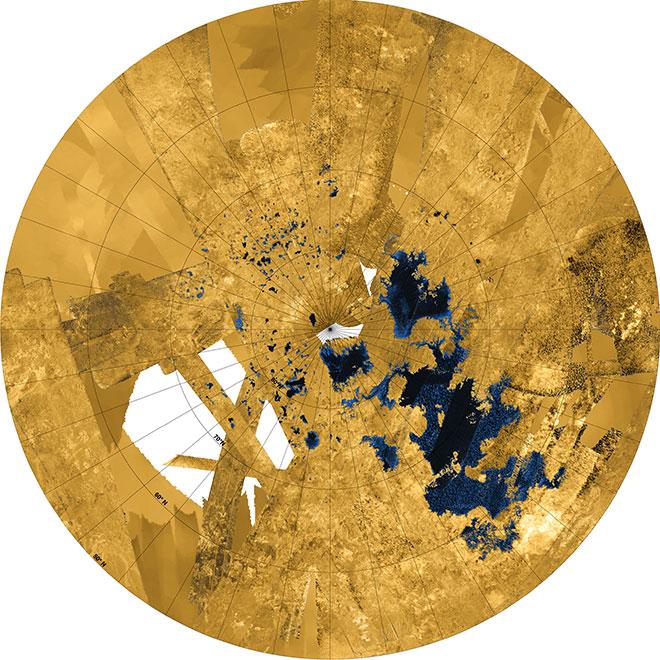 Titan-Saturn