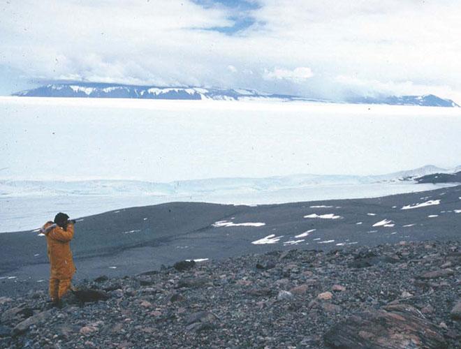 antarctica kimberlite Mount Meredith