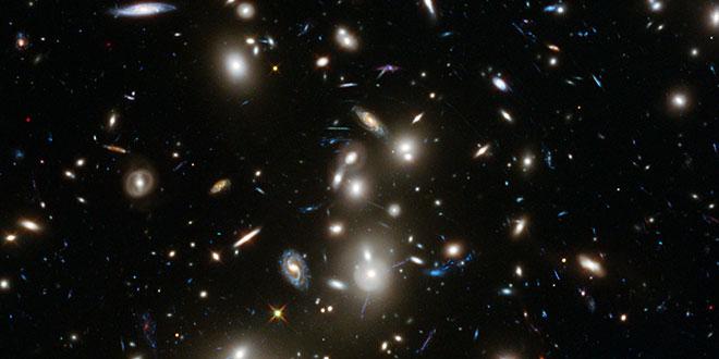 Aglomerarea de galaxii Pandora.