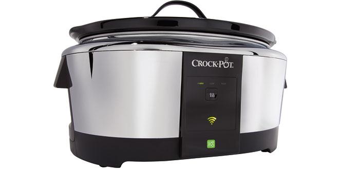 Belkin Crock-Pot WeMo Smart Slow Cooker