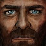 La Brana 1 – vânător-culegător european cu ochi albaștri și piele închisă la culoare