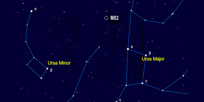 galaxy m82
