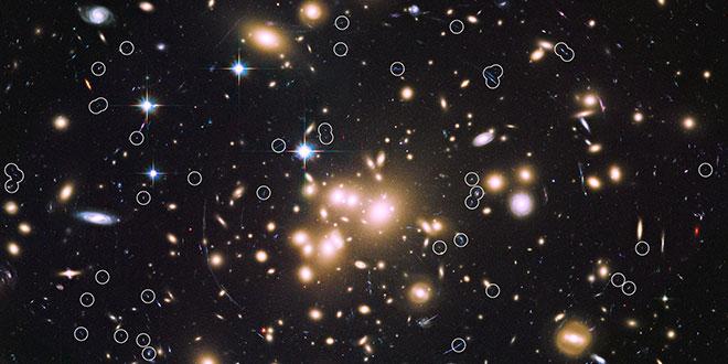 Primele galaxii