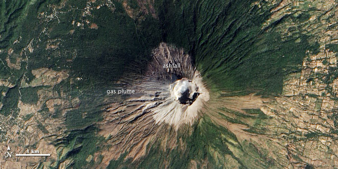 Vulcanul San Miguel