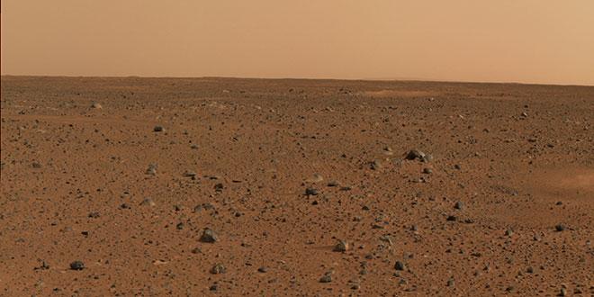 Planeta Marte în culori / imagine NASA/JPL/Cornell