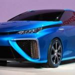 Toyota Fuel Cell Vehicle – primul automobil cu hidrogen