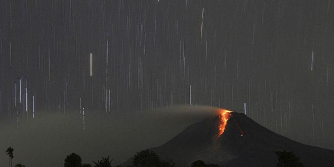 Vulcanul Sinabung