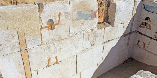 Woseribre Senebkay tomb