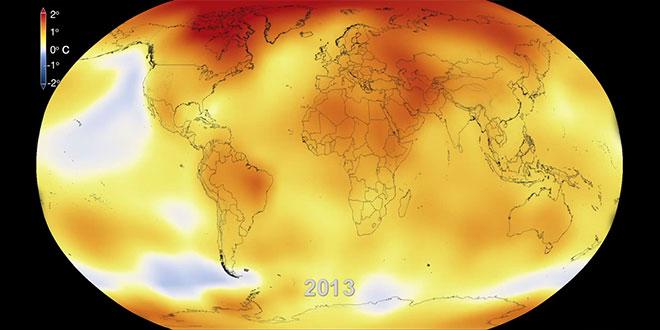 global warming 2013