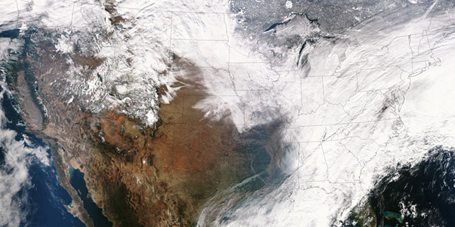 snow storm hercules from space