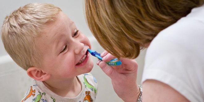periajul dentar la copii