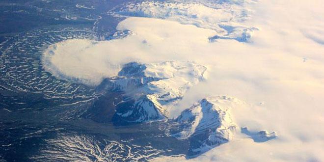 Ghețarul Hofsjökull din Islanda