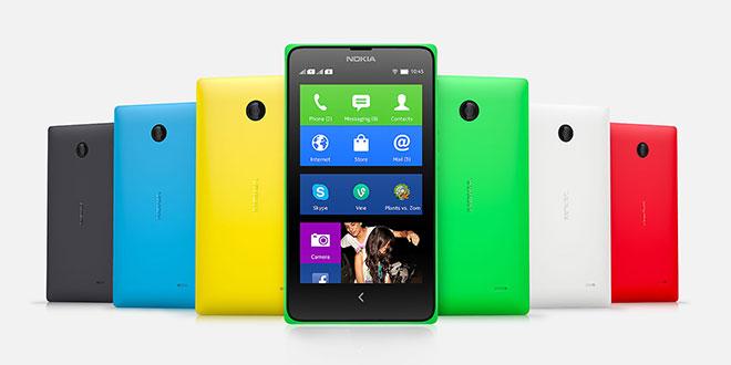 Nokia X Dual-SIM