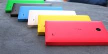 Nokia X colours