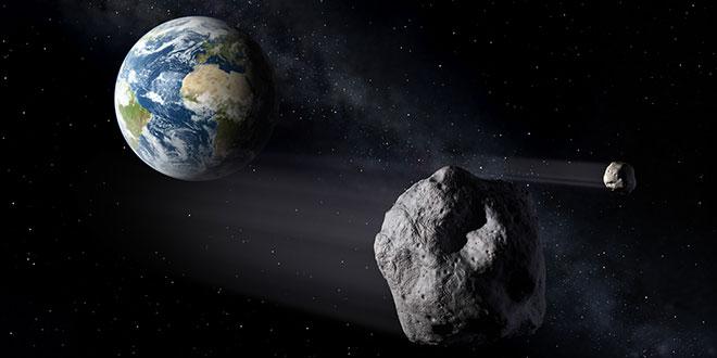 asteroizii se apropie de Pământ
