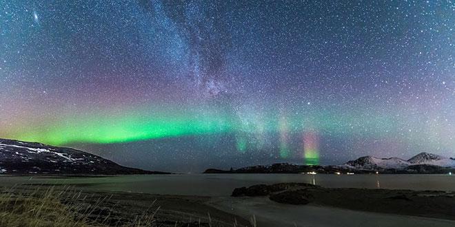 aurora Tromso Norvegia