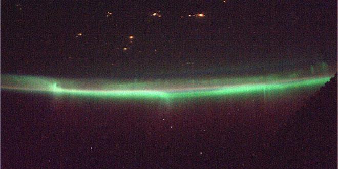 aurora boreala Siberia