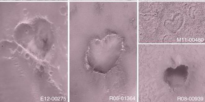 inimi pe Marte