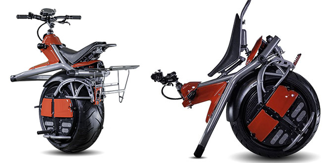 motocicleta Ryno