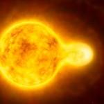 V766 Centauri (HR 5171 A) – cea mai mare stea hipergigantă galbenă