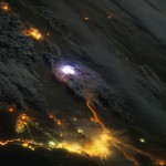 Imaginile săptămânii – Fulger văzut din spațiu, Meteorit în Canada, GLIMPSE360
