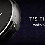 Moto 360 – primul smartwatch cu Android Wear