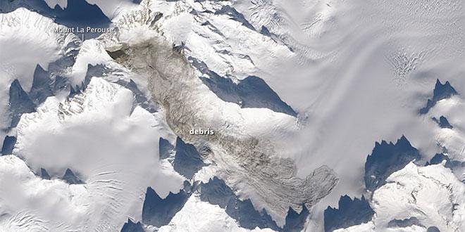 Mount La Perouse, Alaska
