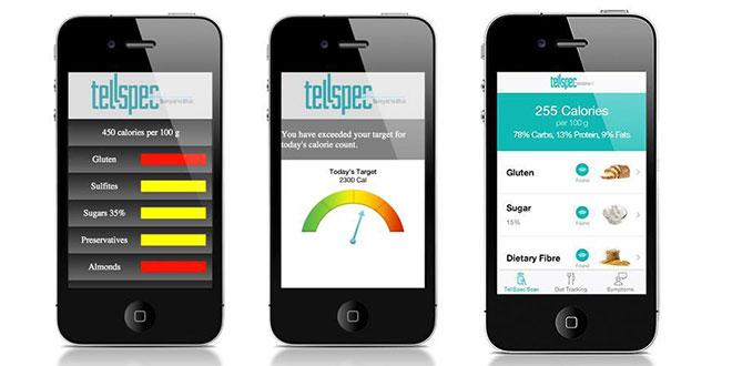 Tellspec scaner