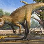 Torvosaurus gurneyi – cel mai mare dinozaur carnivor din Europa
