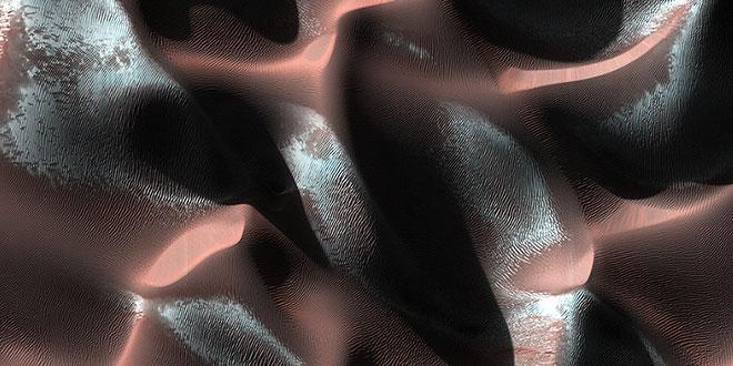 dune pe Marte