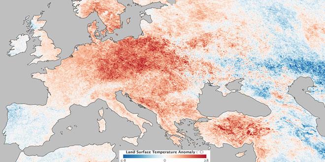 Iarna 2013 - 2014 în Europa