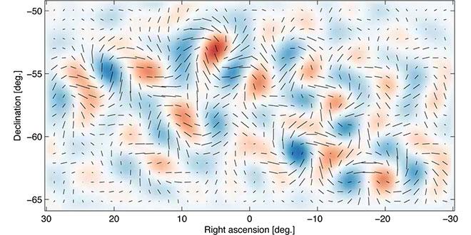 unde gravitationale inflatia cosmica