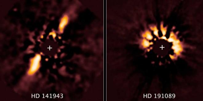 HD 141943, HD 191089