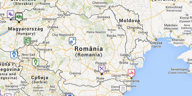 bitcoin Romania