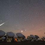 Camelopardalide – ploaie de meteori în direct