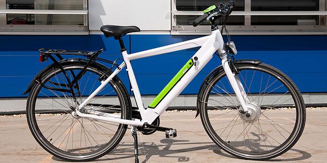 FOLKVANLIG – bicicleta electrică de la IKEA