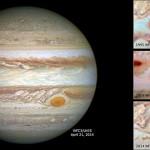 Marea Pată Roșie de pe Jupiter se micșorează