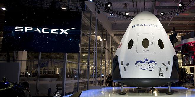 SpaceX Dragon V2