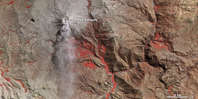 vulcanul Ubinas
