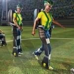 Exoscheletul Walk Again și prima lovitură la Campionatul Mondial 2014