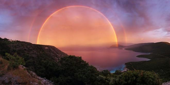 Samos rainbow