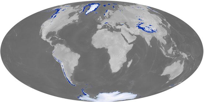 world glaciers