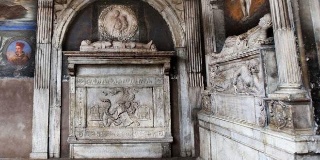 Dracula tomb