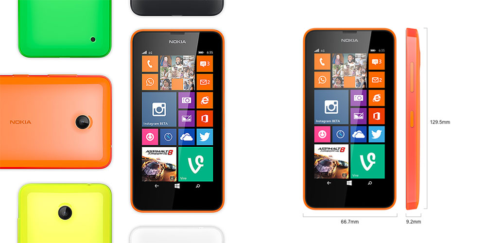 Nokia 635