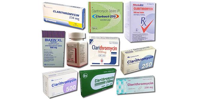 Claritromicină